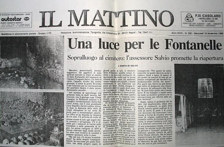[1] Il Mattino 11 1988